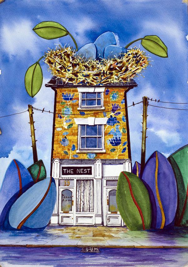 April: The Nest